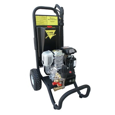 1600 PSI Cold Water Gas Pressure Washer by Cam Spray