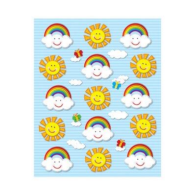Frank Schaffer Publications/Carson Dellosa Publications Suns and Rainbows Shape Sticker