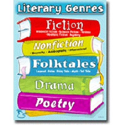 Frank Schaffer Publications/Carson Dellosa Publications Literary Genres Book