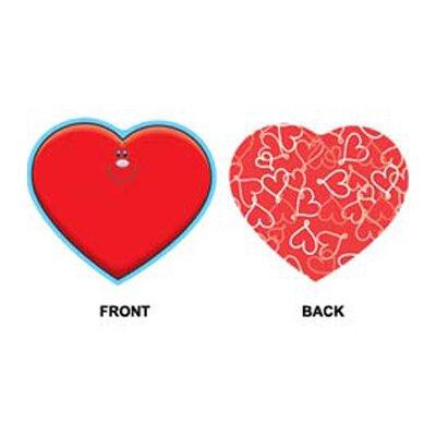Frank Schaffer Publications/Carson Dellosa Publications Hearts Mini Cut Out