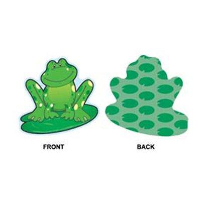 Frank Schaffer Publications/Carson Dellosa Publications Frogs Mini Bulletin Board Cut Out