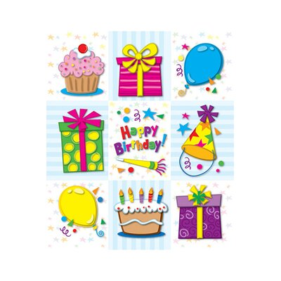 Frank Schaffer Publications/Carson Dellosa Publications Birthday Prize Pack Sticker