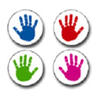 Frank Schaffer Publications/Carson Dellosa Publications Seals Handprints Acid Sticker