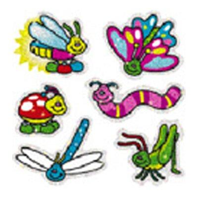 Frank Schaffer Publications/Carson Dellosa Publications Dazzle Bugs Sticker