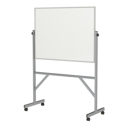 Ghent Free Standing Non Magnetic Whiteboard