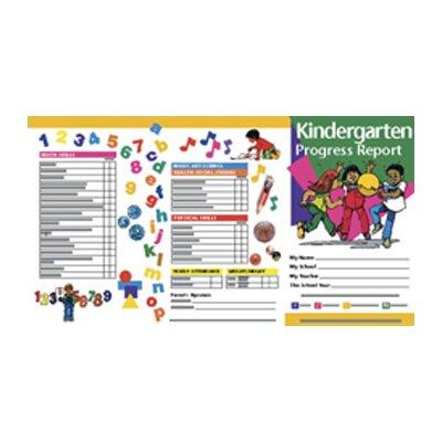 Hayes School Publishing Kindergarten Progress Reports Chart
