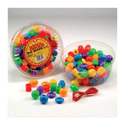 Hygloss Products Inc Big Beads 16 Oz