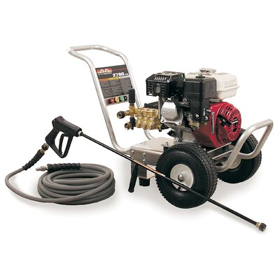 CA Series 2700 PSI 7 HP Subaru OHC Cold Water Gas Pressure Washer by Mi-T-M ...