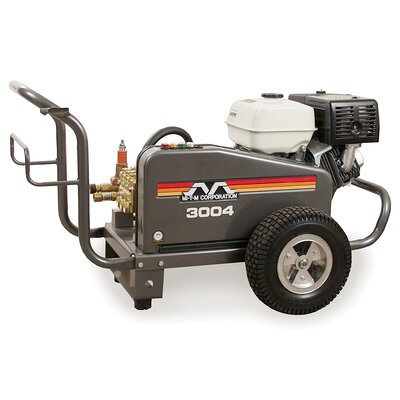 CW Premium Series 2500 PSI Cold Water Gasoline Pressure Washer by Mi-T-M