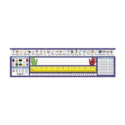Northstar Teacher Resource Traditional Manuscript Desk Tape Name Tag