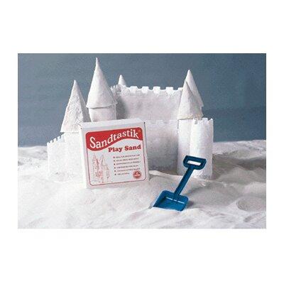 Sandtastik Sandtastik White Play Sand 25lb Box