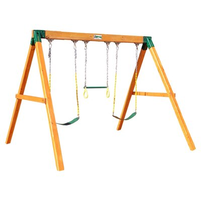 Congo Free Standing Swing Set Product Photo