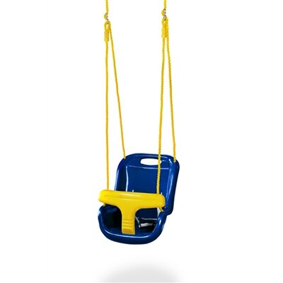 High Back Infant Swing by Gorilla Playsets