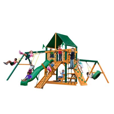 Frontier Swing Set Product Photo