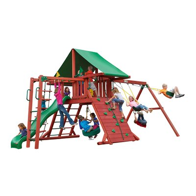 Sun Valley II Swing Set Product Photo