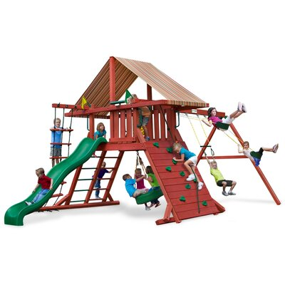 Sun Climber I Swing Set Product Photo
