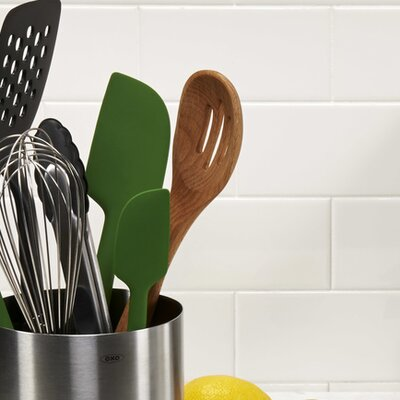Good Grip Wooden Slotted Spoon by OXO