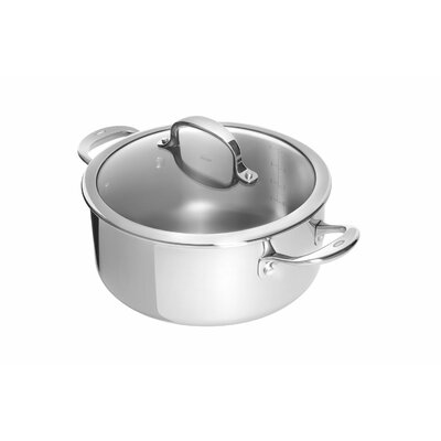 5-qt. Stainless Steel Pro Round Dutch Oven by OXO