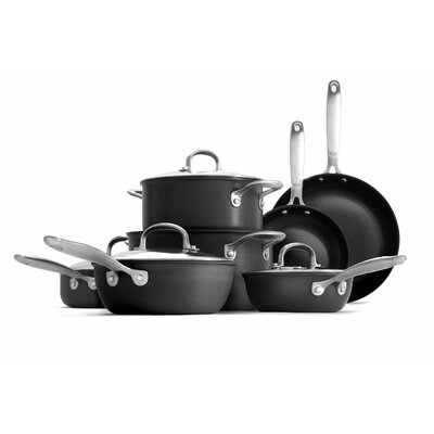 Non Stick Pro 12-Piece Cookware Set by OXO