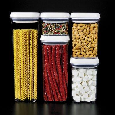 OXO 5 Piece Pop Container Set