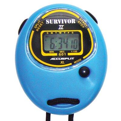 Accusplit Survivor II Stopwatch