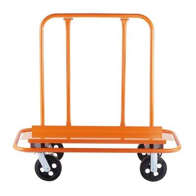 Pentagon Professional Heavy Duty Wall Fetcher Pro Drywall Cart Platform Dolly