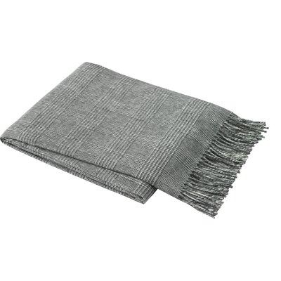Glen Plaid Throw Blanket by Lands Downunder