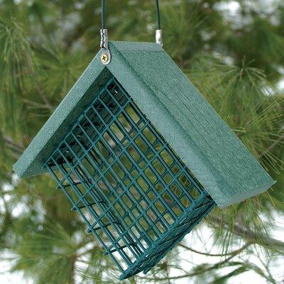 Audubon/Woodlink Go Green Suet Cake Bird Feeder
