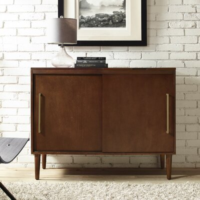 Everett Console Table by Crosley