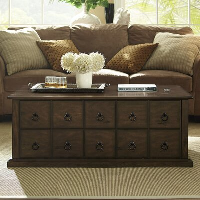 Coffee Table by Three Posts