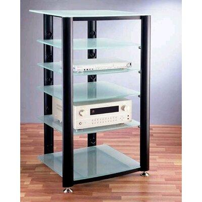 VTI HGR Series 5-Shelf Audio Rack