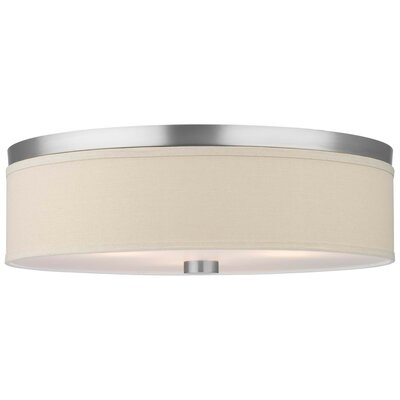 Embarcadero 2 Light Flush Mount Product Photo