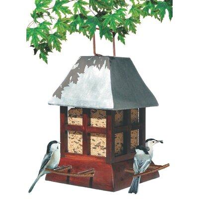 Woodstream Wildbird Paul Revere Hopper Bird Feeder