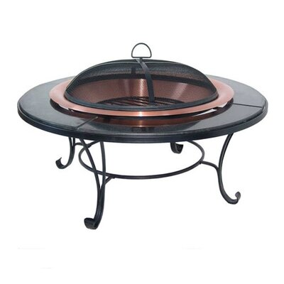 Corral Steel Wood Fire Pit