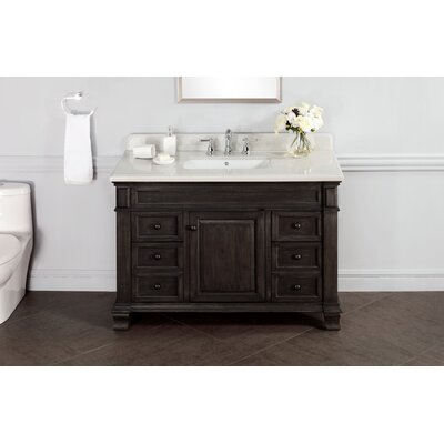 "Kingsley 48"" Single Bathroom Vanity Set Product Photo"