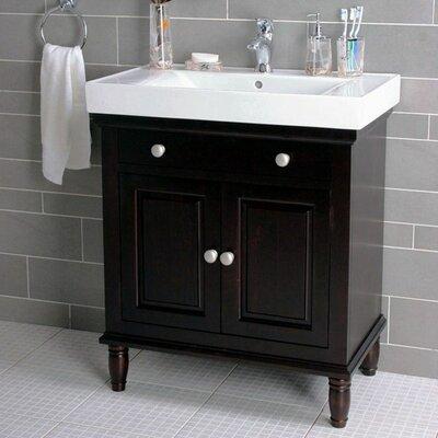 """Lanza 30"""" Single Bathroom Vanity Set & Reviews"""