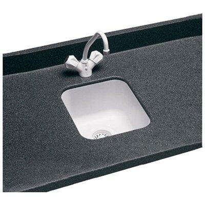 "Swanstone Classics 13.5"" x 15.5"" Undermount Bar Sink Product Photo"