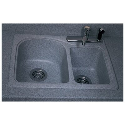 space saver kitchen sink swanstone swanstone classics 25 quot x 18 quot space saver 5629