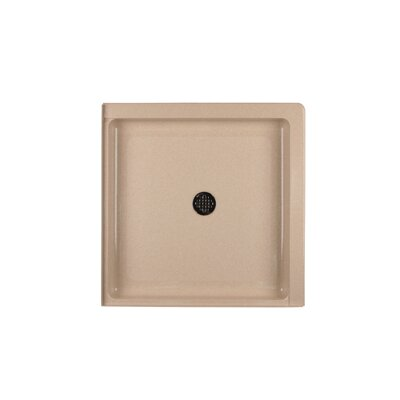 Double Threshold Square Shower Base Product Photo