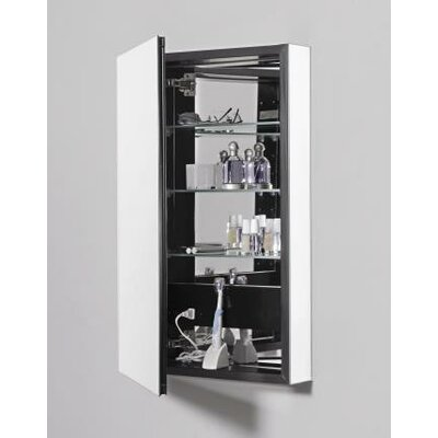 "PL Series 15.25"" x 30"" Recessed Medicine Cabinet Product Photo"