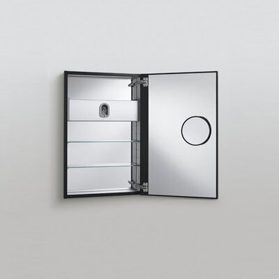 M Series Swing Out Magnifying Bathroom Mirror Product Photo