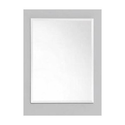 "R3 Series 16"" x 20"" Recessed Beveled Edge Medicine Cabinet Product Photo"