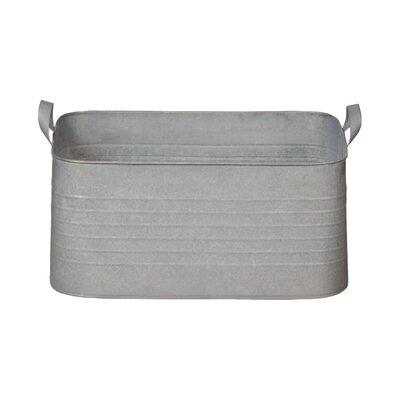 Rectangular Utility Decorative Basket by Emissary