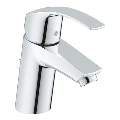 New Eurosmart Single Handle Centerset Faucet with Pop Up Drain by Grohe