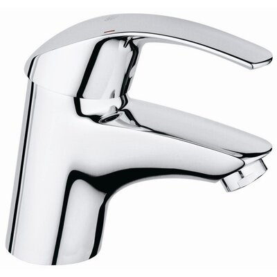 Eurosmart Single Handle Centerset Bathroom Faucet by Grohe
