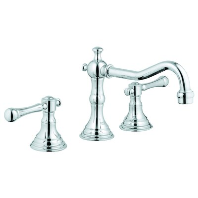 Bridgeford Widespread Bathroom Faucet, Less Handles by Grohe