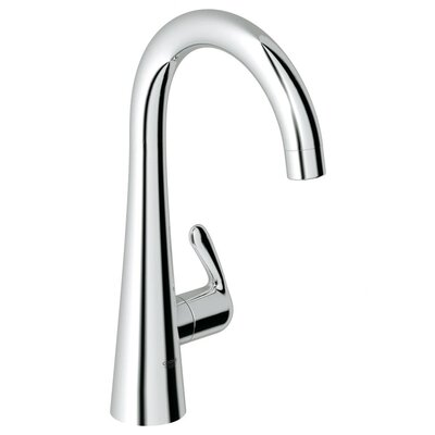 Ladylux³ Single Handle Single Hole Standard Kitchen Faucet with Water Care Product Photo