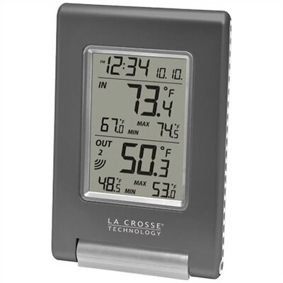 Wireless Temperature Station by La Crosse Technology
