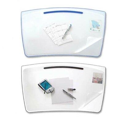 "Cep Desk Mat, Antiskid, 25-4/5""x17-3/5"", 1.10mm Thick, Ice Black"
