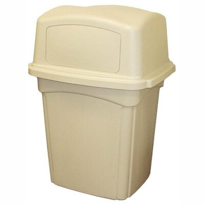 Continental Mfg. Co. 45-Gal Indoor/Outdoor Receptacle